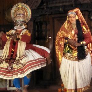 Kathakali Dance 1